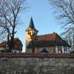 Kirche Sankt Bonifaci Athenstedt - Coaching mit Pferden Harz
