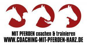 Coaching mit Pferden Harz - Logo